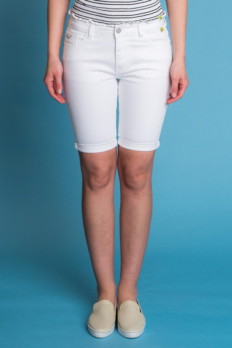 női short fehér | Kényelem A Nyári Hőségben női short | budmil