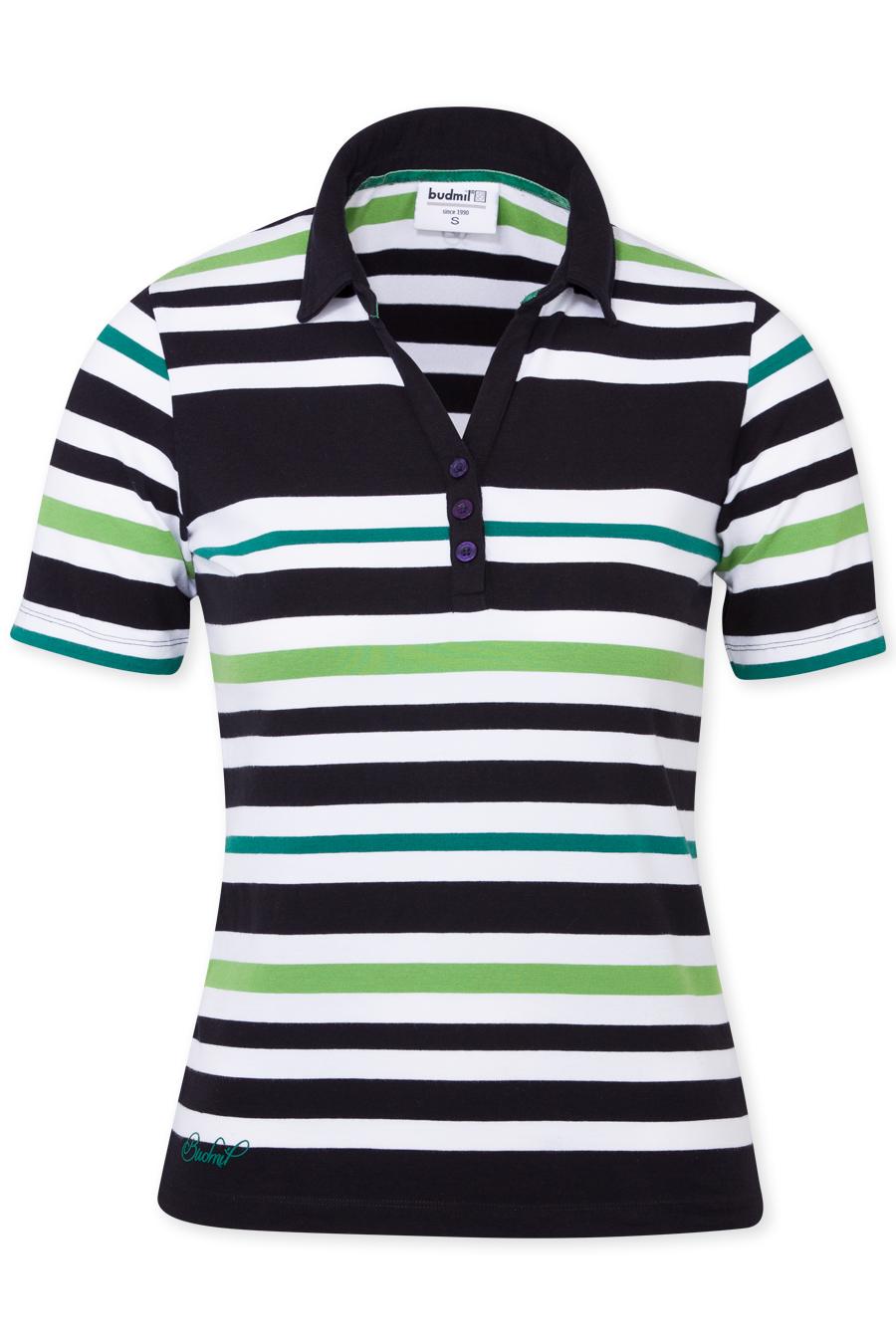 fekete - zöld - csíkos