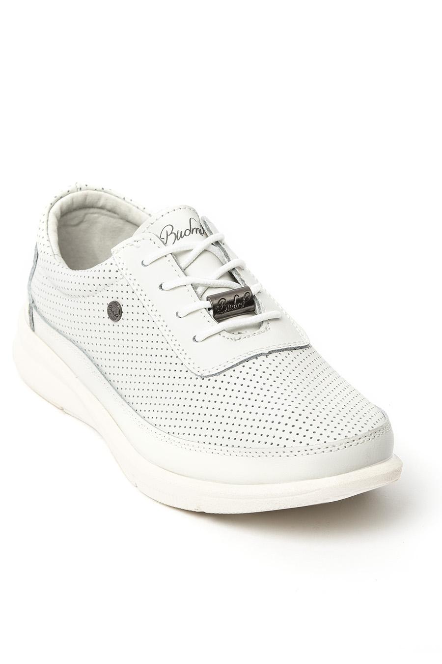 Utcai cipő fehér Kényelmes Női Cipők | budmil Utcai cipő | budmil